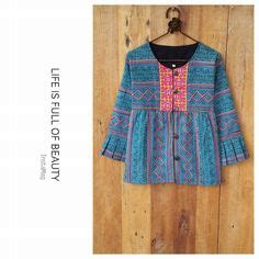 Amya Blouse Baju Blus Wanita Hem Kemeja model kebaya modern terbaru rok batik panjang