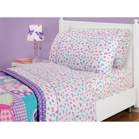 Youth Bed Sheet Sets Sheet Sets Walmart Decoration News