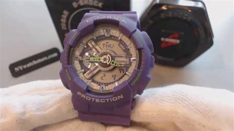 Casio G Shock Ga110dn Ungu 1 purple casio g shock digi xl world time ga110dn 6a