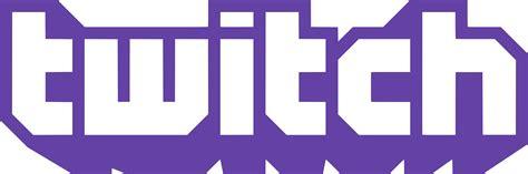 twitch black twitch logos