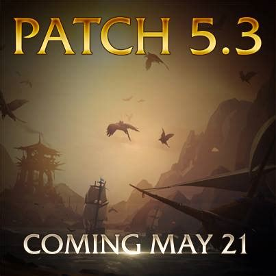 preparing for patch 5 3 escalation world of warcraft s 5 3 escalation patch out on may 21st