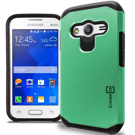 rugged brand phone cases brand new rugged soft hybrid phone cover for lg splendor venice