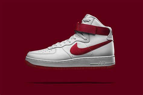 Bn0243 Nike Air One High 1 Nike Air 1 High Nai Ke Hypebeast