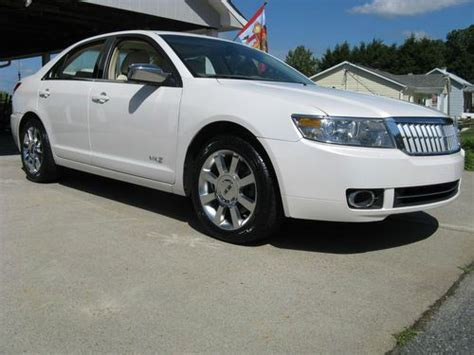 automotive air conditioning repair 2009 lincoln mkz security system sell used 2009 lincoln mkz base sedan 4 door 3 5l in bassett virginia united states