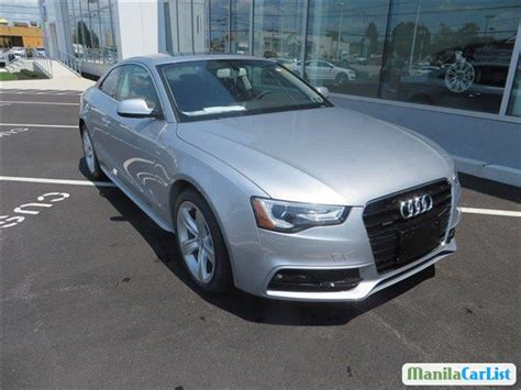 Audi A5 Automatic by Audi A5 Automatic 2015 For Sale Manilacarlist 405385