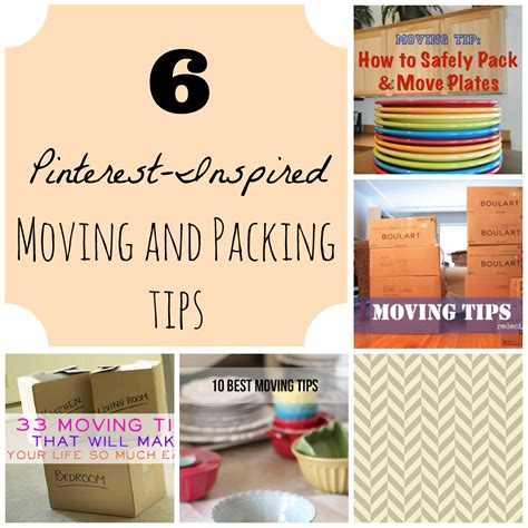 packing and moving limited space organizing 6 pinterest inspired packing and