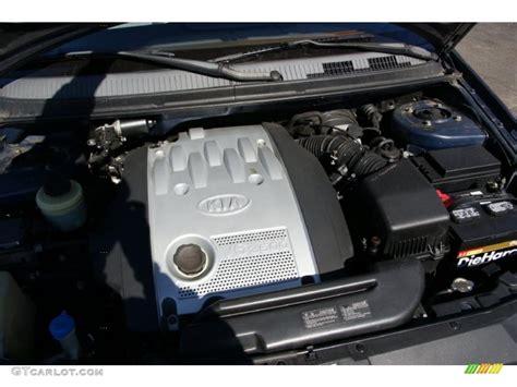 2002 Kia Engine 2002 Kia Sedona Ex 3 5l Dohc 24 Valve V6 Engine Photo