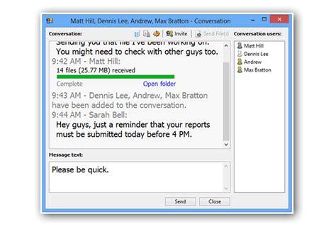 aplikasi untuk membuat jaringan lan aplikasi chat lan massenger untuk pc jaringan lokal tips