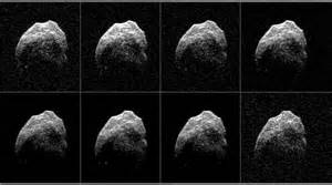 asteroid on halloween halloween asteroid 2015 tb145 revealed in radar images