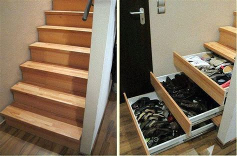 staircase storage astute homestead storage under stairs