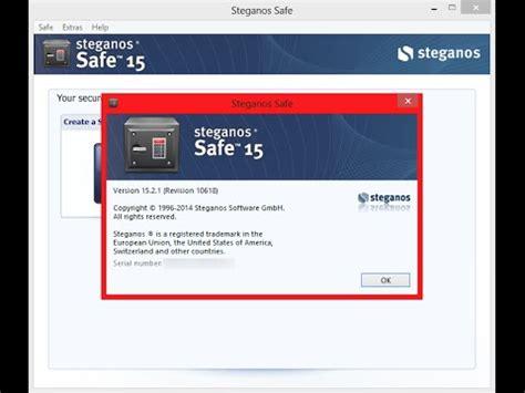 download youtube safe download steganos safe 15 free full version youtube