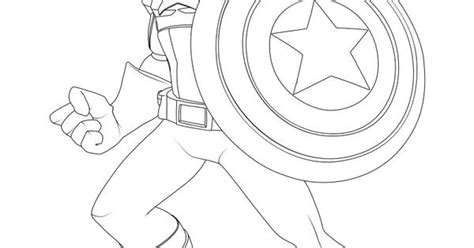 captain america coloring page dom  color  mars gift