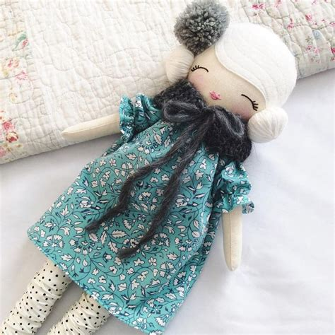 Handmade Dolls Patterns - 25 best ideas about rag dolls on diy doll