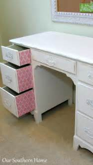 Decoupage Desk - 71 best diy projects images on