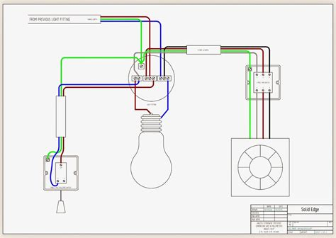 nutone bathroom fan wiring diagram wiring diagram with