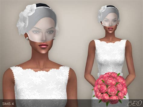 Wedding Hairstyles Sims 3 by Sims 3 Cc Wedding Hair Beo S Wedding Dress 39 Beo
