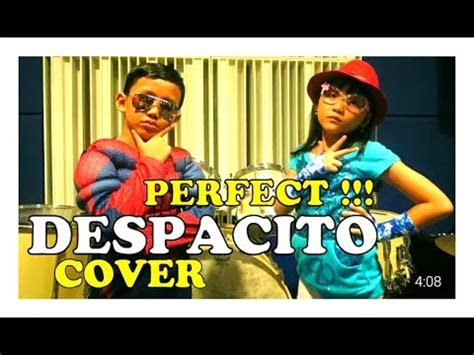 despacito kids despacito kids luis fonsi justin bieber daddy cover