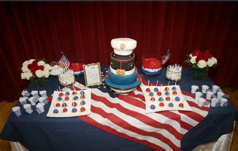 marine decorations for home usmc patriotic marinecorps patriotic welcome home party ideas photo 1 of 10 catch my party