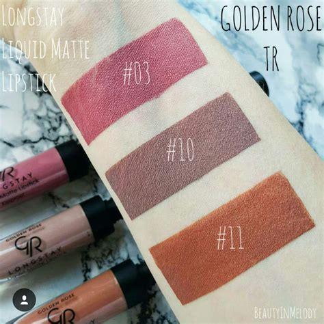 Kissproof Lipstick Matte Powder No 13 melody golden longstay liquid matte lipsticks