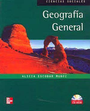 geografa general i 8436259068 geografia 2ed dgb enfoque competencias c cd escobar alicia 9786071505750