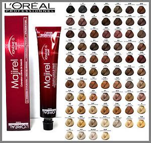l oreal professional majirel mix copper permanent hair color 50ml hair and supplier loreal l oreal professional majirel majirouge hair dye colour 50ml ebay