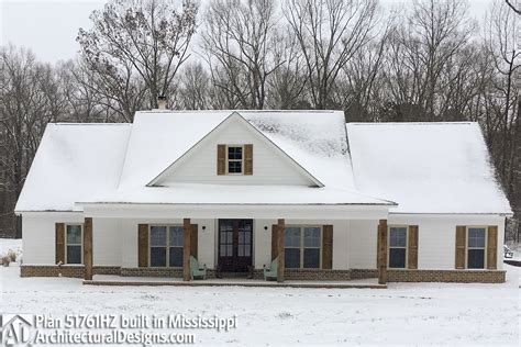 house plans in mississippi house plan 51761hz comes to life in mississippi again