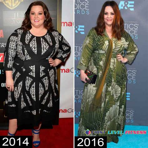 Melissa Mccarthy weight loss 2017 2018