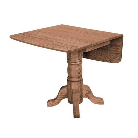 Rectangle Drop Leaf Table Locally Handcrafted Rectangle Drop Leaf Table Country Furniture