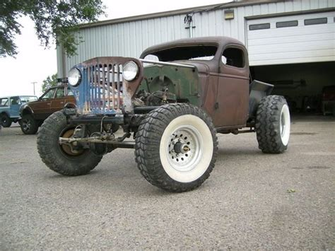 Rat Rod Jeep Build Beautiful Rat Rod Willys Build If You Could Build