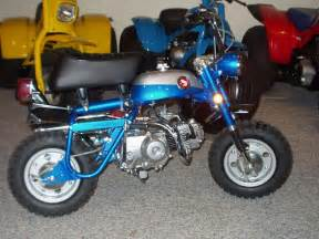 1969 Honda Mini Trail 50 For Sale Vintage Motorsports Photo Gallery