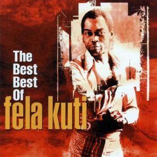 best of enemy the best best of fela kuti