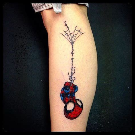 superhero tattoos for men ideas and inspiration for guys