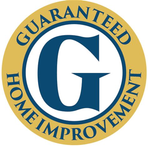 guaranteed home improvement