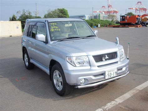 how does cars work 2004 mitsubishi pajero security system 2004 mitsubishi pajero io for sale 2 0 gasoline automatic for sale