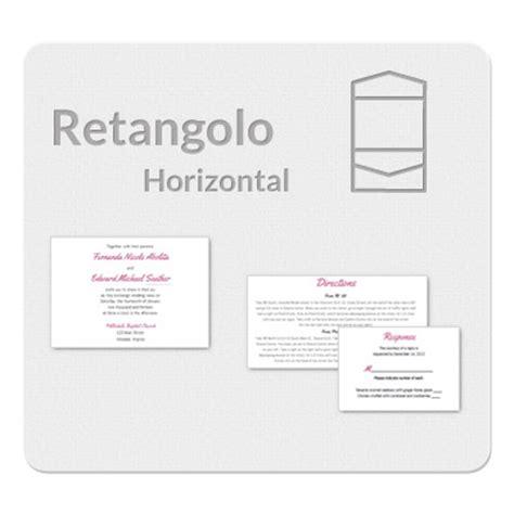 horizontal card template retangolo horizontal invitation template
