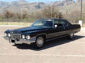 1972 Cadillac For Sale Buy Used 1972 Cadillac Coupe In Tucson Arizona