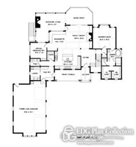 l shaped house plans with 3 car garage 1000 images about new house on pinterest bungalow homes craftsman house plans and bungalow