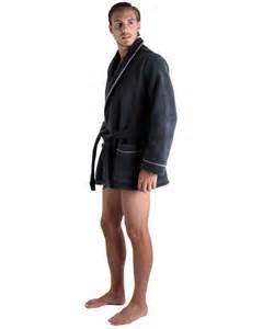 robe de chambre courte polaire eminence