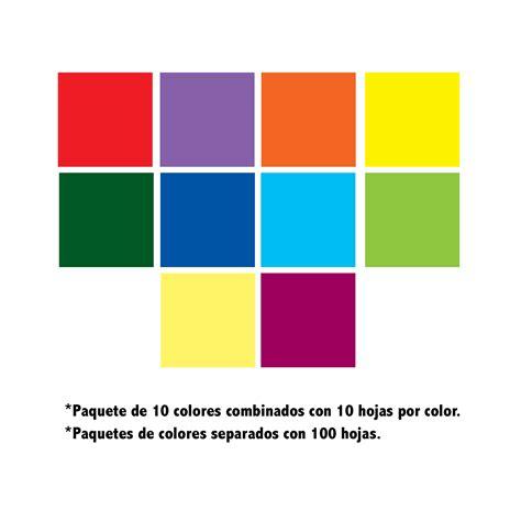 de colores cuadernos estrella hojas de colores