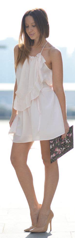 Dsjt1171206179781 Mini Dress Ruffle Dress Zara Pink 40 you must try lolobu