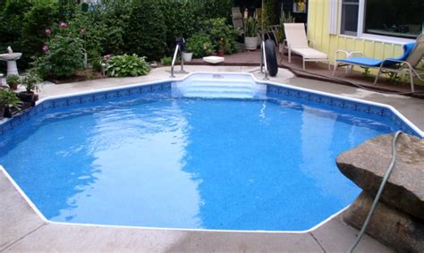 swimming pools for small yards west shore pools inground and above ground pools west
