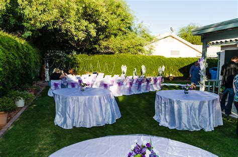 small backyard wedding reception small backyard wedding reception ideas a wedding for 5 000 project wedding welldone