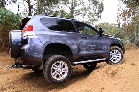 toyota landcruiser prado review road test