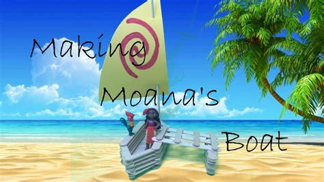 moana boat popsicle sticks build your own popsicle stick boat from moana diy craft