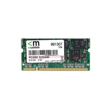 1gb ddr laptop ram mushkin 1gb laptop ram ddr1 pc3200 sodimm memory ram