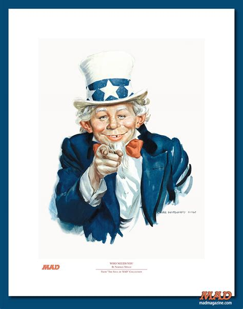 quot alfred as uncle sam quot print offer ending subscribe now