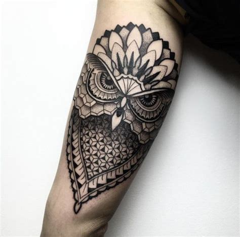 geometric tattoo usa best 25 geometric owl tattoo ideas on pinterest