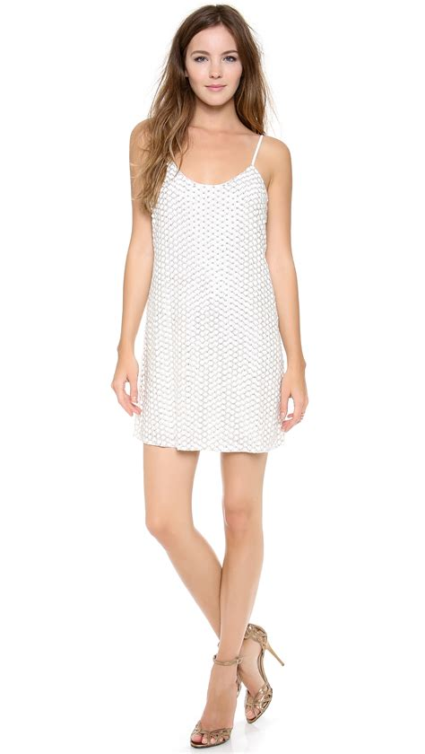 White Tank Dress by Tank Dress In White Lyst