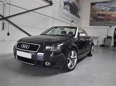 Chiptuning Audi S4 by Chiptuning Audi A4 Cabrio S4 4 2 V8 344 Ps B7 2006