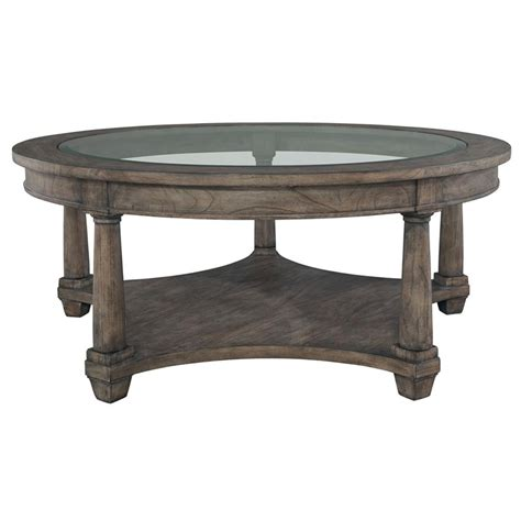 hekman 2 3502 lincoln park coffee table discount